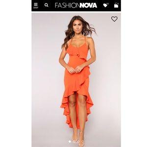 EUC Fashion Nova dress size S